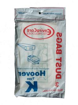 150 Hoover Type K Spirit Vacuum Bags, Canisters, Encore, Sup