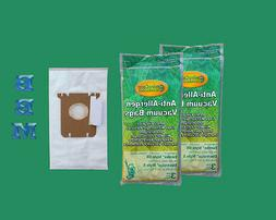 EnviroCare Replacement Anti-Allergen Vacuum bags for Electro