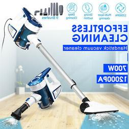 9 in 1 12,000Pa Handheld Vacuum Cleaner Upright Stick Bagles