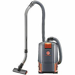 HOOVER CH34006 Backpack Vacuum,Disposable Bag,13 lb.
