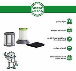 Green Label Filter 1608602 for Bissell Zing Bagless Canister