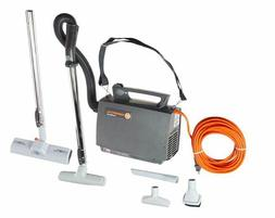 Hoover Canister Vacuum Cleaner Commercial PortaPower Lightwe