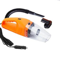 Car Mini Vacuum Cleaner For Auto Hand held Wet Dry Small Por