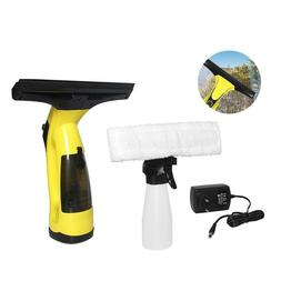 Electric Window Cleaner 3.7v Rechargeable Flat Surface Wet V