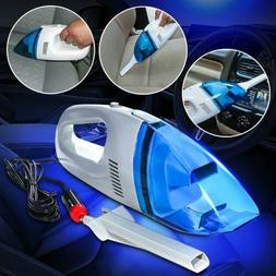 Handheld Car Vacuum Cleaner Hoover Portable Vacum Dust Colle