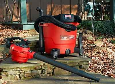 Craftsman 6.5 HP Wet/Dry Vac Set with Blower Accessories Incl
