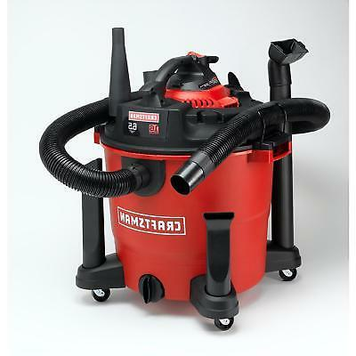 Craftsman gal. 6.5 HP Wet/Dry with Incl