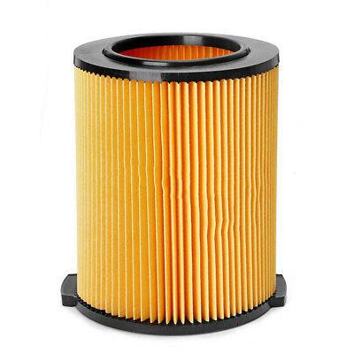 Wet/Dry Vacuum Cleaners Filter Element Parts For Ridgid VF40