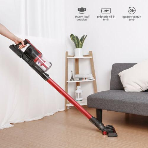 VacumStick Cleaner 2-in-1 Cordless& Upright Vacum 8000Pa