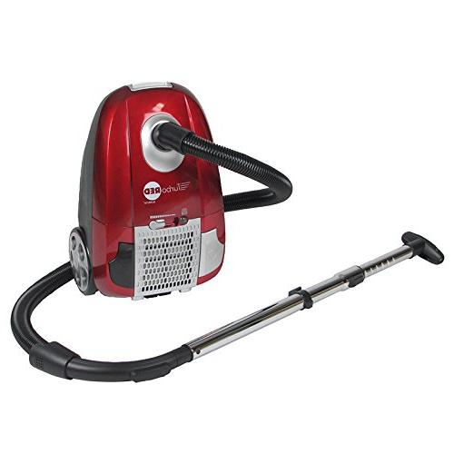 Atrix - AHC-1 Turbo Red Canister Vacuum - Portable Vac Clean