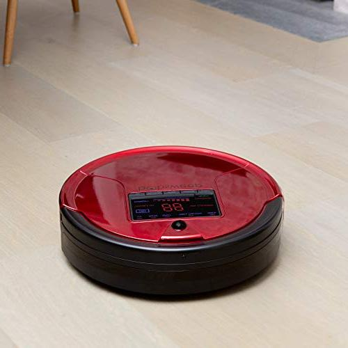 bObsweep PetHair Robotic Vacuum Cleaner and