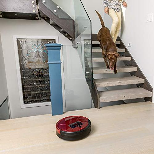 bObsweep Robotic Cleaner and