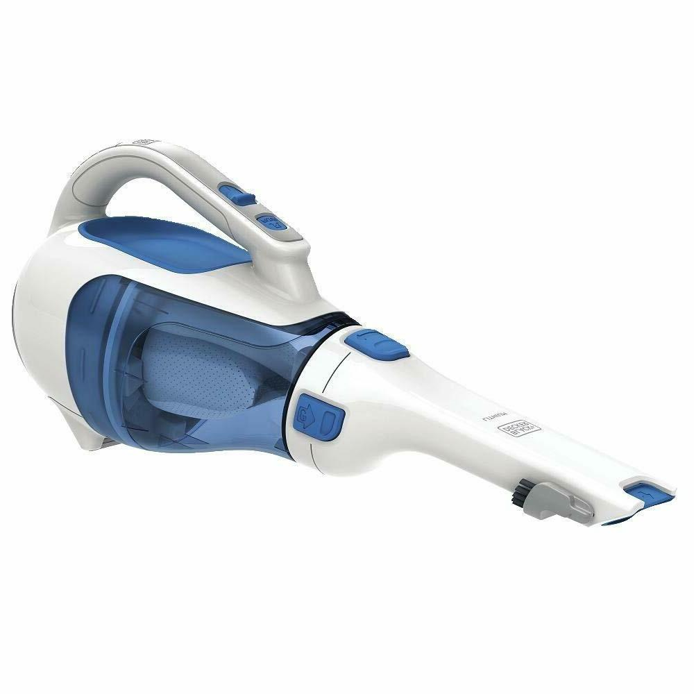 cordless hand held vacuum cleaner bagless portable