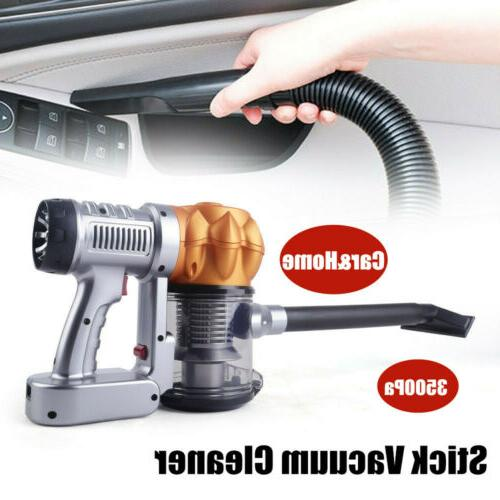 cordless stick vacume cleaner handheld dry wet
