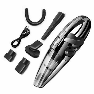 handheld car vacuum cordless cleaner usb charger
