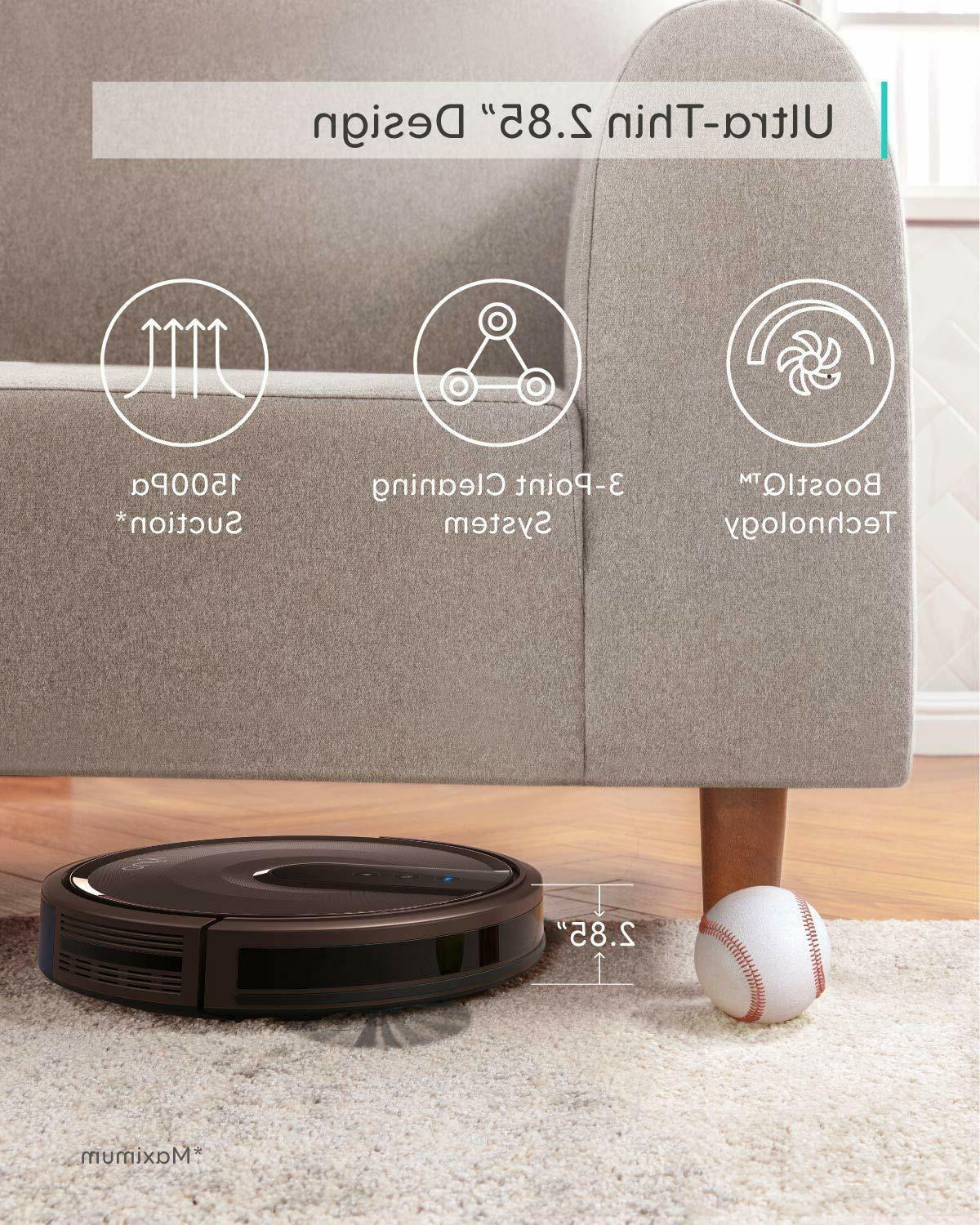 eufy 15T Self-Charging Robotic Remote Control