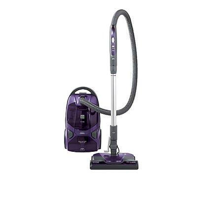 series bagged canister vacuum
