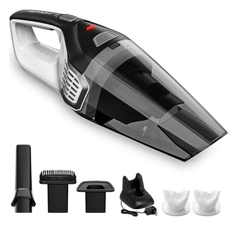 super longlife portable handheld vacume cleaner cordless