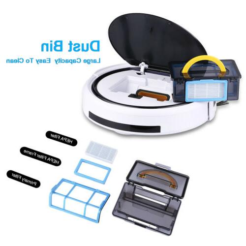 ILIFE Pro/A6 Robotic Automatic Dust Sweeper