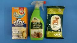 pet stain and odor remover arm