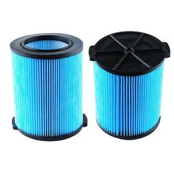 Replacement Filter For Ridgid Wet Dry Vacuum Cleaner VF5000