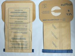 ELECTROLUX TYPE C Canister Vacuum Bags 24 BAGS by Electrolux