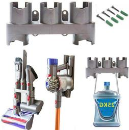 Vacuum Cleaner Wall Mount Holder Storage Rack Bracket For Dy