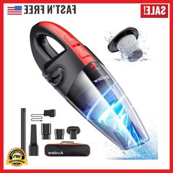 Vacuum Cordless Hand Held Cleaner Rechargeable Lithium Batte