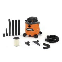 wet dry vac w gutter cleaning kit