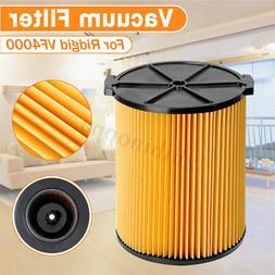 Wet Dry Vacuum Cleaner Filter Element Parts For Ridgid VF400